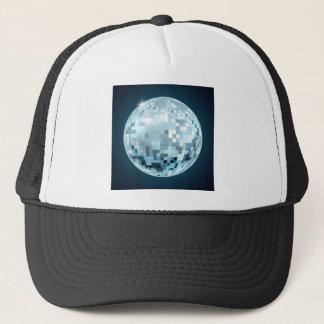 Mirror Ball Trucker Hat