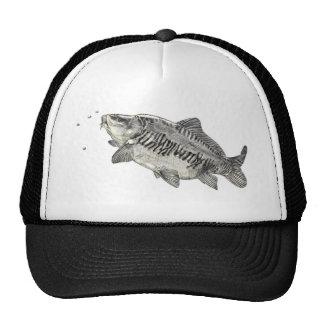 Mirror Carp Hoddie Trucker Hats