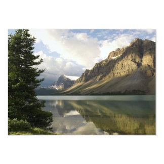 Mirror Lake 13 Cm X 18 Cm Invitation Card