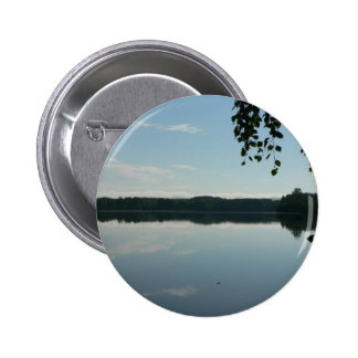 Mirror Lake After Sunset Pinback Buttons