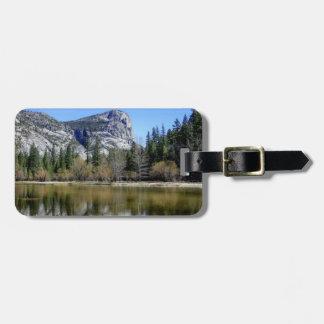 Mirror Lake Bag Tag