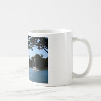 Mirror Lake Basic White Mug