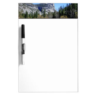 Mirror Lake Dry Erase White Board