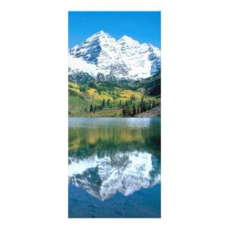 Mirror Lake Full Color Rack Card