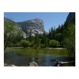 Mirror Lake II in Yosemite National Park Postcard