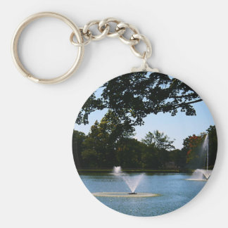 Mirror Lake Key Chains