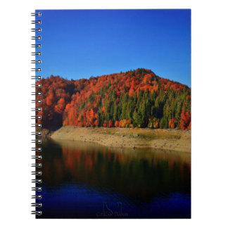 Mirror Lake Note Book