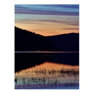 Mirror lake post card
