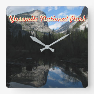 Mirror Lake Wallclock