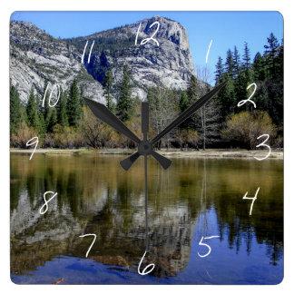 Mirror Lake Wallclocks