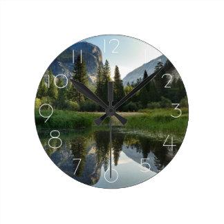 Mirror Lake, Yosemite Clock