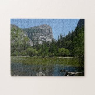 Mirror Lake Yosemite Puzzle