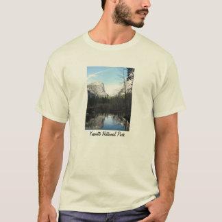 Mirror Lake - Yosemite T-Shirt