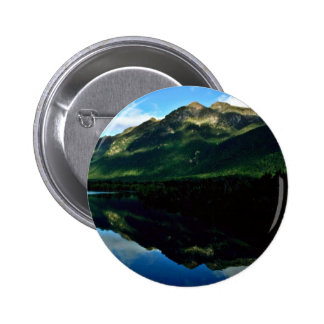Mirror Lakes Pinback Buttons