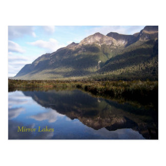 Mirror Lakes Postcard