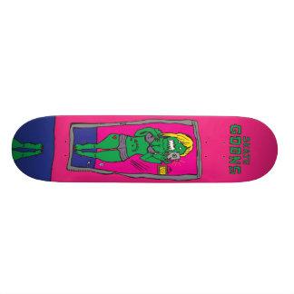 Mirror Love Skate Deck