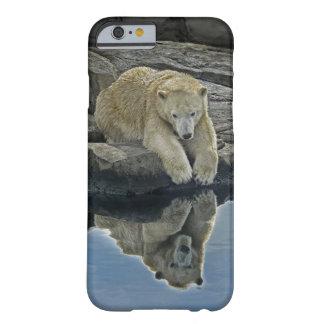 Mirror Mirror Polar Bear Barely There iPhone 6 Case