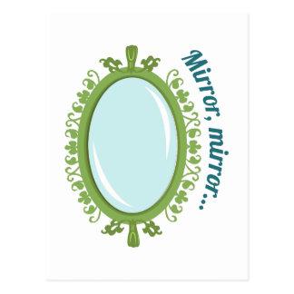 Mirror Mirror Post Card