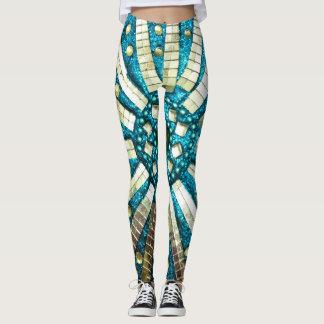 Mirror Mosaic Leggings