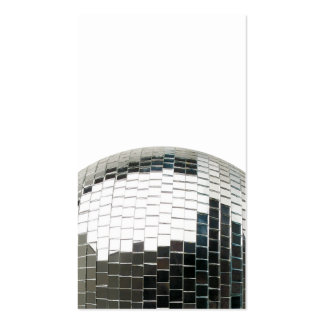 Mirrorball Disco Ball Pack Of Standard Business Cards
