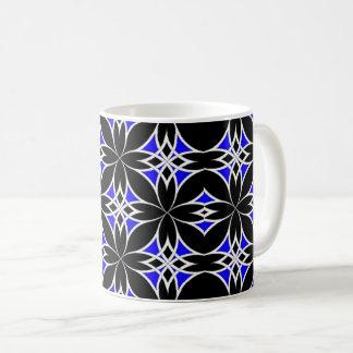 Mirrored Celtic ( Blue ) Coffee Mug