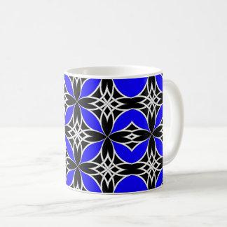 Mirrored Celtic ( Flutterby Blue ) Coffee Mug