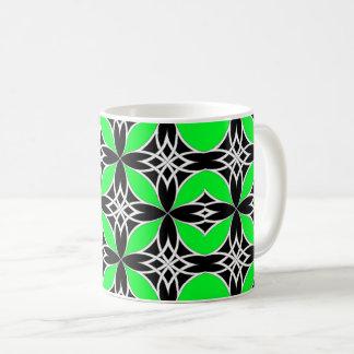 Mirrored Celtic ( Flutterby Green ) Coffee Mug