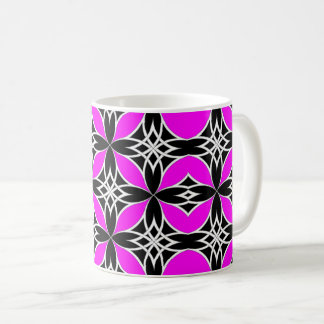 Mirrored Celtic ( Flutterby Pink ) Coffee Mug