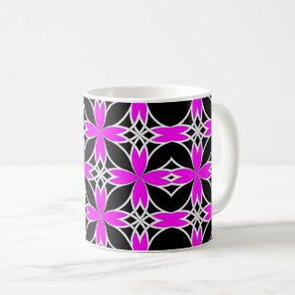 Mirrored Celtic ( Pink Invert ) Coffee Mug