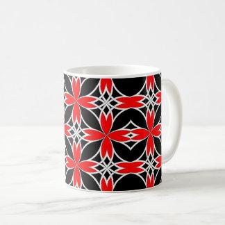 Mirrored Celtic ( Red Invert ) Coffee Mug