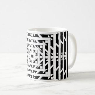 Mirrored Flux Coffee Mug