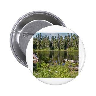 Mirrored Lake Pin