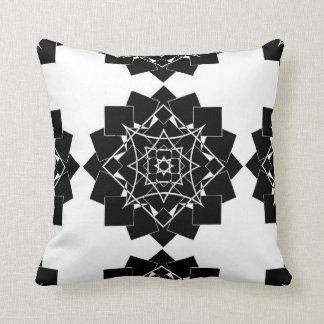 Mirrored Onyx Cushion