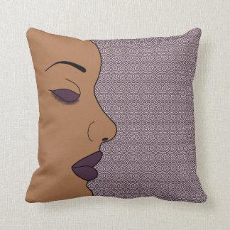 "Mirryh ""Peace in Mind"" Throw Cushion"