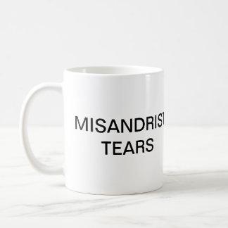 Misandrist Tears Mug