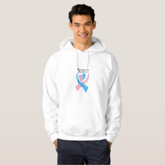 Miscarriage Awareness Remembering Our Babies Hoodie