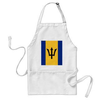 Miscellaneous - Barbados Pattern Flag Standard Apron