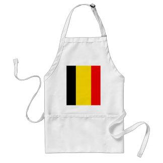 Miscellaneous - Belgium Pattern Flag Standard Apron
