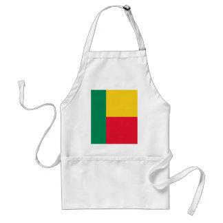 Miscellaneous - Benin Pattern Flag Standard Apron