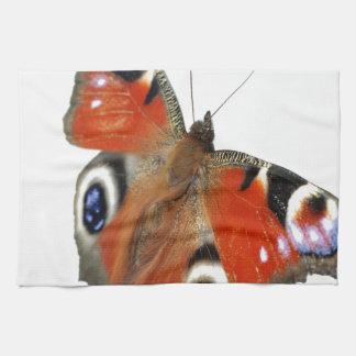Miscellaneous - Colored Butterflies Ten Kitchen Towel