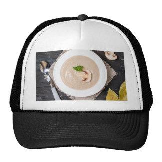 Miscellaneous - Mushroom Soup Five Cap
