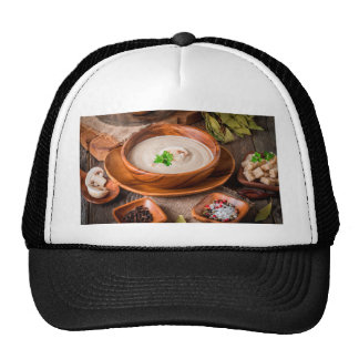 Miscellaneous - Mushroom Soup Three Cap