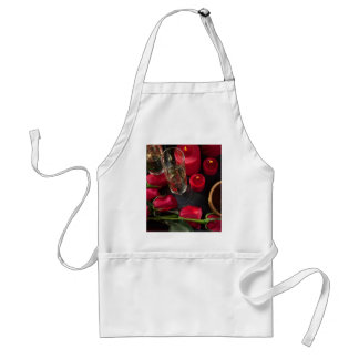 Miscellaneous - Pinks For Valentine' S Day Nine Standard Apron