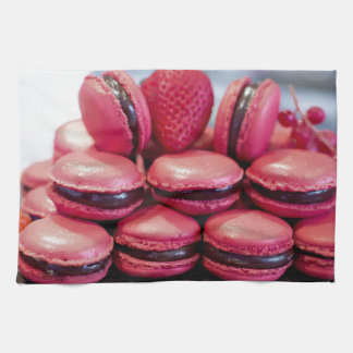 Miscellaneous - Red Ten Macaroons Towels