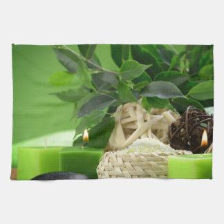 Miscellaneous - Spa Ten Environment Hand Towel