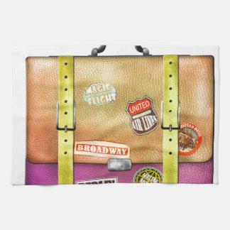 Miscellaneous - Traveler' S Suitcase Ten Hand Towels
