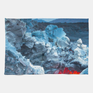 Miscellaneous - Volcano' S Washed Ten Kitchen Towel