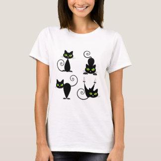 Mischievous kitties T-Shirt