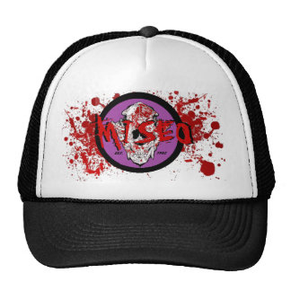 MISEO - Bloody Bear Logo Cap