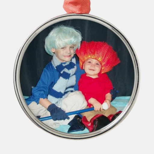 Miser Brothers Christmas Ornament